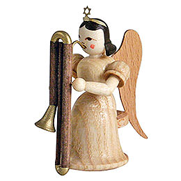 Angel Long Skirt with Contrabassoon, Natural  -  6,6cm / 2.6 inch