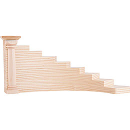 Angel Stairs, right  -  16cm / 6.3 inch