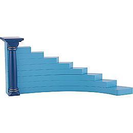 Angel Stairs right, Colored  -  16cm / 6.3 inch