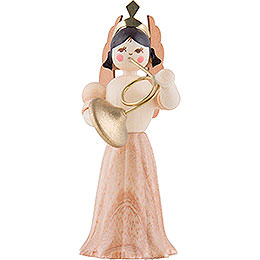 Angel with Bugle  -  7cm / 2.8 inch