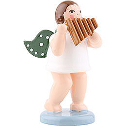 Angel with Panpipe  -  6,5cm / 2.5 inch