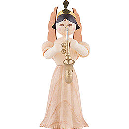 Angel with Saxophone  -  7cm / 2.8 inch