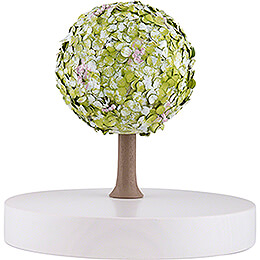 Apple Tree Platform  -  without Figurines  -  Spring  -  13cm / 5.1 inch
