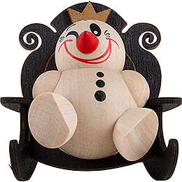COOL MAN Snow King the First  -  6cm / 2.4 inch