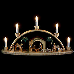 Candle Arch  -  The Crib  -  50cm / 24 inch