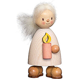 Finja with Candle  -  9cm / 3.5 inch