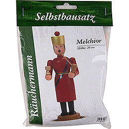 Handicraft Set  -  Smoker  -  Melchior  -  20cm / 7.9 inch