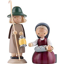 Holy Family  -  5cm / 2 inch