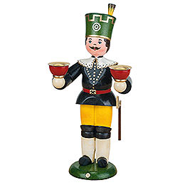 Miner for Candles  -  22cm / 8,7 inch