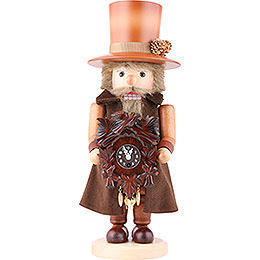 Nutcracker  -  Blackforest Clockmaker Natural Colors  -  41,5cm / 16 inch