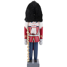 Nutcracker  -  British Tambourmajor  -  30cm / 12 inch
