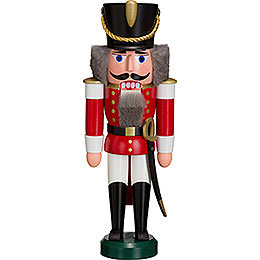 Nutcracker  -  Hussar Red  -  28cm / 11 inch