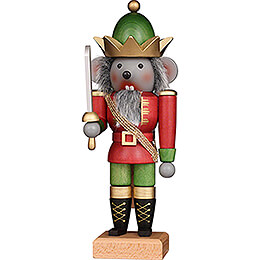 Nutcracker  -  Mouse King  -  27cm / 10.6 inch