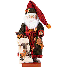 Nutcracker  -  Santa Claus Autumn Colors  -  49,5cm / 19.5 inch