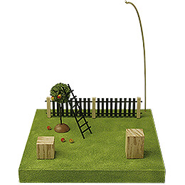Setting at the Orchard  -  28cm / 11 inch