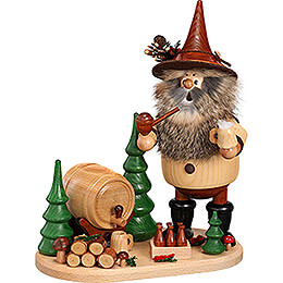 Smoker  -  Forest Gnome on Board Brewmaster  -  26cm / 10.2 inch