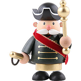 Smoker  -  King of Saxony  -  10cm / 4 inch
