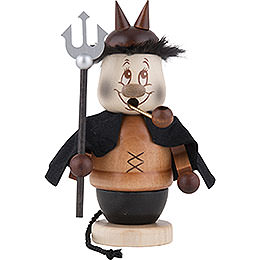Smoker  -  Mini Gnome Devil  -  13,5cm / 5 inch
