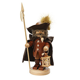 Smoker  -  Nightwatchman  -  Natural  -  26cm / 10 inch