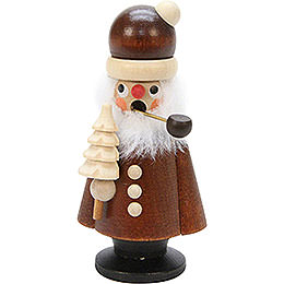 Smoker  -  Santa Claus Natural Colors  -  10,5cm / 4 inch