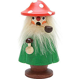 Smoker  -  Toadstool  -  9cm / 3.5 inch