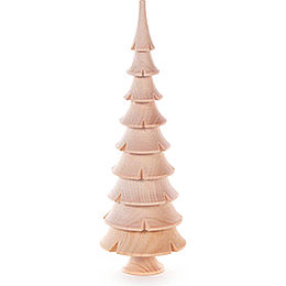 Solid Wood Tree  -  Natural  -  21cm / 8.3 inch